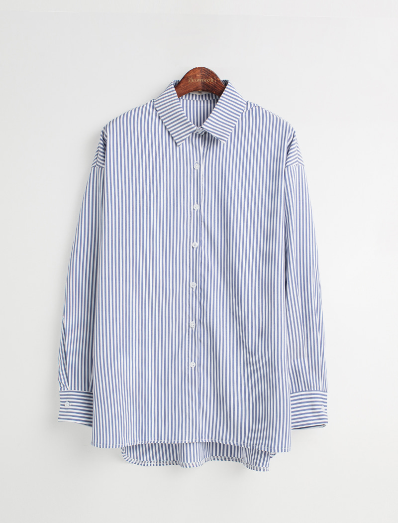 Stripe Shirt - 2Color